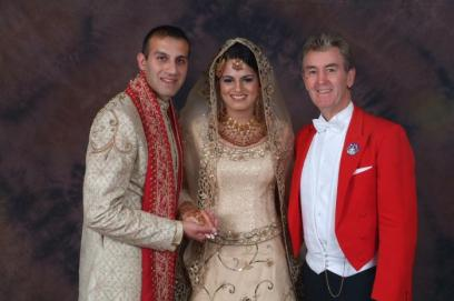 Muslim Wedding Metropole Hotel London